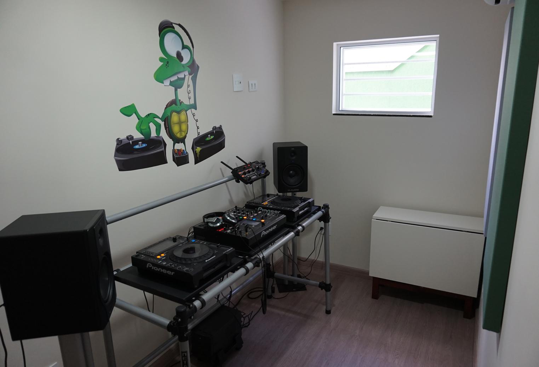 Sala de Treino (Sala 2)